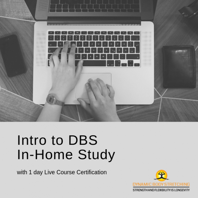 Intro to DBS In-Home Study with 1 day Live Course Certification